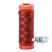 Aurifil 50 Cotton Thread - 2350 (Copper)